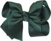 Medium Solid Color Bow Forest