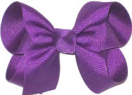 Medium Sugar Plum Bow