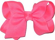 Toddler Solid Color Bow Tutti Fruiti