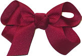 Small Solid Color Bow New Azalea