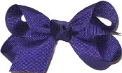 Small Solid Color Bow Regal