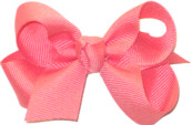 Small Solid Color Bow Watermelon