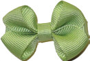 Infant Solid Color Bow Lime Juice