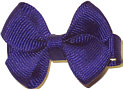 Infant Solid Color Bow Regal