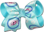 Toddler Elsa Bow