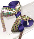 Medium Mardi Gras Headband