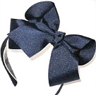 Large Navy Headband