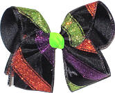 Large Halloween Bow