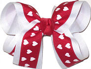 Large Valentine's Day Bow