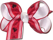Small Valentine's Bow