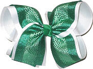 Large St. Patrick's Day Bow