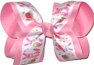 Large Easter Bow