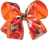 Large Thanksgiving Bow