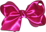 Toddler Azalea Satin Bow